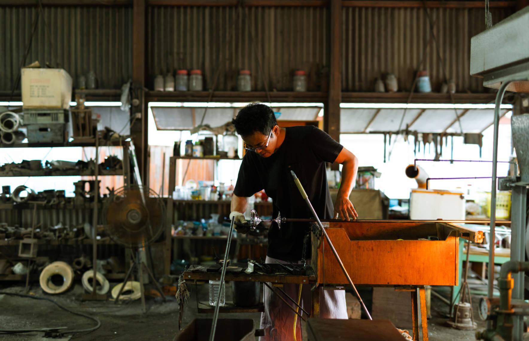 副島硝子工業