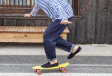 【企画展】もんぺのお次はステテコ?決して懐古趣味に走ってるわけではないです。綿クレープ steteco.comのものづくり展6月14日スタート!