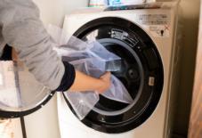 【豆知識】はんてんの洗い方・お手入れ。
