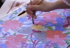 【雑感にょろり】布で表現する沖縄アイデンティティ。ピースを埋める動画編集。