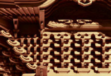 可能性の固まり。八女の伝統工芸の技術。応用の時代が来る。