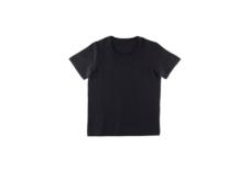 【新入荷】KATA-Tシャツ 高島ちぢみ ブラック