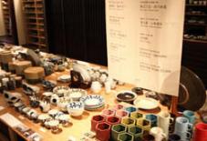 【日々のこと】焼物展、はじまりました。