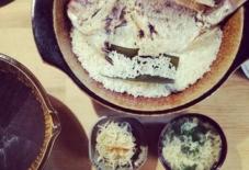 【今日のごはん】鯛飯。