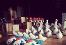 【日々のこと】郷土人形・玩具展、明日まで!