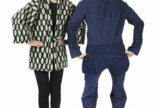【世界ニュース】Marimekko(マリメッコ)× 宮田織物(はんてん) × 野村織物 (久留米絣)