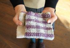 糸紡ぎからはじめる織物講座