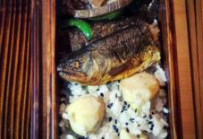 【今日のごはん】魚(ギョッ)!!