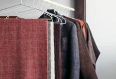 【日々のこと】上質なウールの服。セミオーダー。