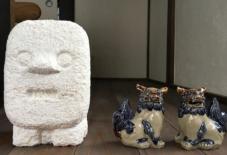 【企画展】沖縄の守り神の石獅子とシーサー