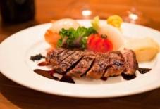【地域のこと】自家菜園の野菜と食べる、イノシシ肉のど直球グリル @洋風酒場FISH BONE / Yame Gibier Month