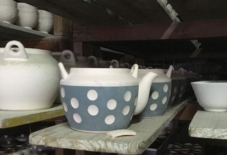 【商品案内】水玉の茶器