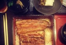 【考えたこと】うなぎニョロニョロ。福岡県南筑後地方に軸足を置きながら、うなぎを食べながら考える。