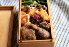 関内さんのお弁当 ひのき