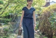 【商品紹介】日常に着てほしい、絣のワンピース