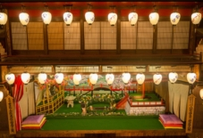 【地域のこと/観光協会】毎年壊しては立て直す、燈篭人形の屋台。地域における祭りの役割とは。Yame Rediscovery vol.23