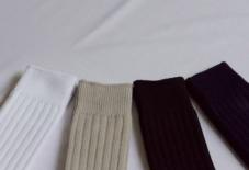 【商品紹介】長繊維から短繊維まで、NISHIGUCHI KUTSUSHITAのコットンソックス