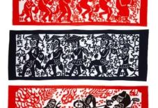 【企画展】よつめ染布舎の「手ぬぐい」