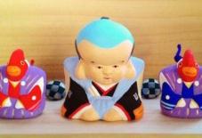 【企画展】津屋崎人形劇場、明日が千秋楽。