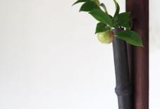 源太窯の花さし。