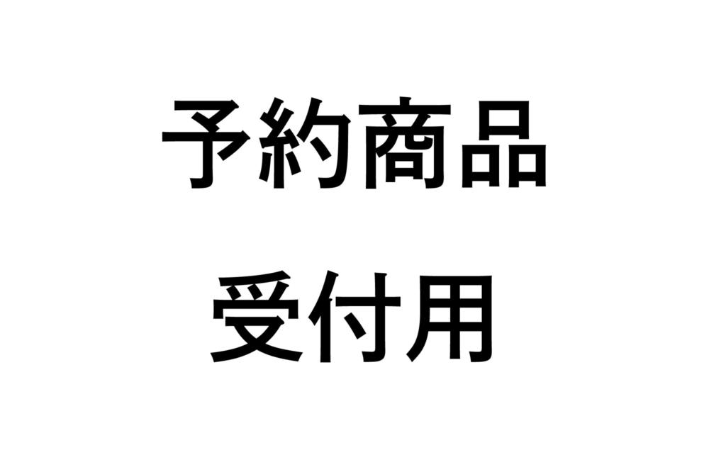 【予約商品受付用 】長岡由記 買物籠(小) 長手