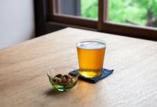 【商品紹介】0.8ミリの極薄づくりグラスで美味しいビールを。