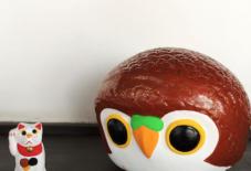 【津屋崎人形展】気になる存在、郷土玩具。