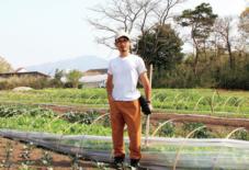 【今日のもんぺ2】農家の後藤さん。