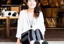 【日々のこと】新潟燕三条でお世話になった山倉さんもんぺで取材受けてくれた。