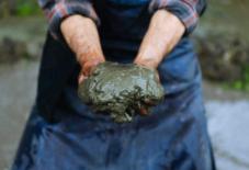 【入荷情報】奄美大島の泥染コラボもんぺ通販販売開始しました。