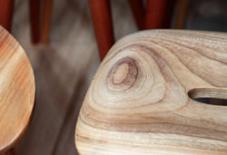 椅子展を通して、木の仕事を。