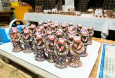 【作り手訪問】熊本の郷土玩具、木葉猿窯元へ