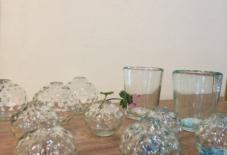 【商品紹介】琉球ガラスで比較する
