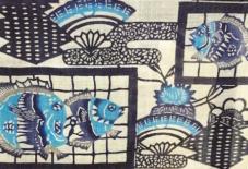 【雑感にょろり】なんでも比較の問題。沖縄の織物から見る、久留米絣。