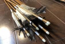 【地域のこと/観光協会】邪魔の妖気を浄化する「矢」。スポーツ用品として伝統工芸品として、現代につながる矢作りとは。@相良矢工房 / Yame Rediscovery 26