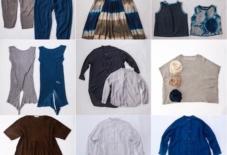 【企画展】染と量 宝島染工展 元々はサンプルとしてつくられた 宝島のオリジナル商品