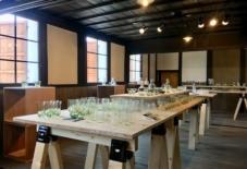 【企画展】9月1日まで延長します!裏山の石から生まれる 緑のガラス工芸展