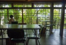 【地域のこと/観光協会】八女町家カフェの先駆け。芸妓さんの券番所だった趣きをいまに残す@ao cafe / Yame Rediscovery vol.31
