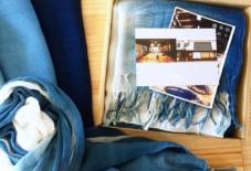 【企画展情報】YAMAMURA BLUE の藍染展