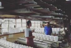 【工場訪問】町規模の焼物工場、波佐見焼へ。