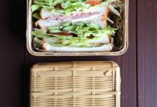 【今日のごはん】野菜もりもり食いしん坊サンド
