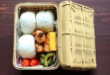 【今日のごはん】にぎり飯弁当