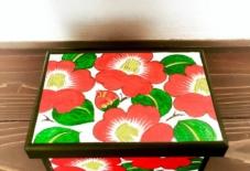 【商品紹介】響もかわいい花手箱