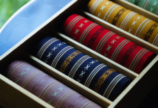 【UNAなぜ始める?展】Kyushu's Native Textiles – 九州のネイティブテキスタイルをめぐる #1博多織 (西村織物)
