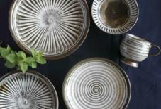 【入荷情報】小石原焼 鬼丸豊喜窯のベタ皿など再入荷しました。