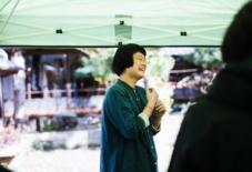 【UNAなぜ始める?展】自分でやってこそ分かる、作り手の魅力とすごさ / 宝島染工の藍染講座レポート