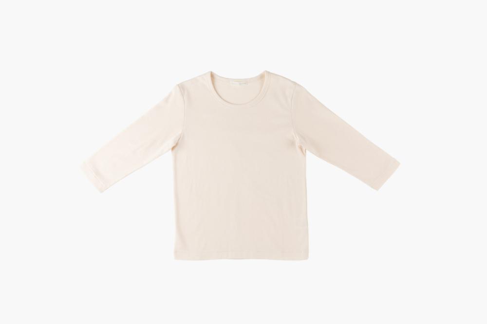 フライス 7分Tシャツ