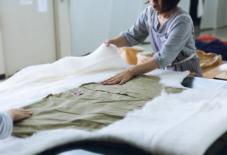 【うなDIGTIONARY #5 】 宮田織物のわた入れはんてん 『心地よさには理由あり』