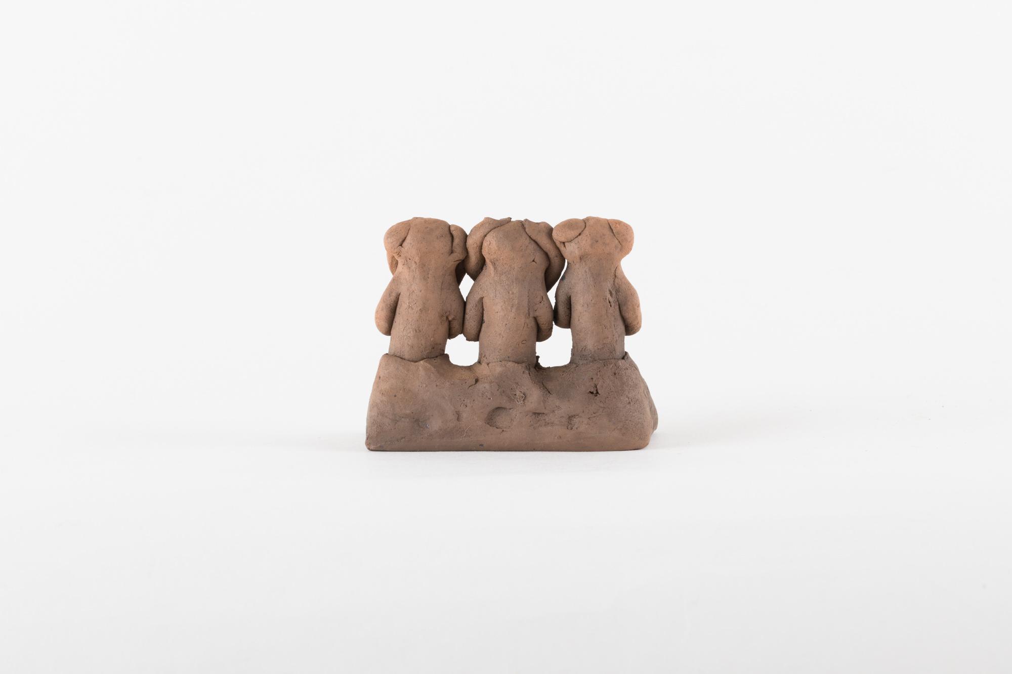 三匹猿 小