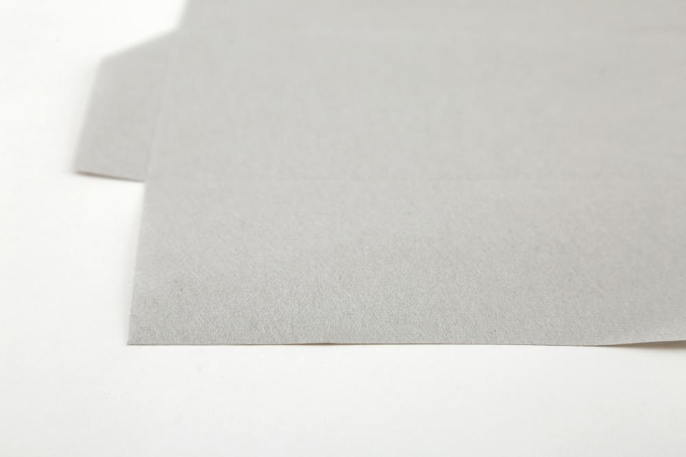 封筒 楮 黒べんがら染